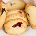 Christmas Mincemeat or Jam Turnovers