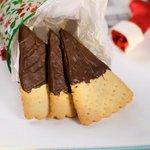 Christmas Chocolate Petticoat Tails