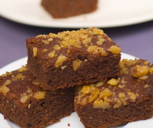 Low fat-Chocolate Brownies