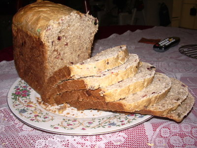 Bread-machine Panettone