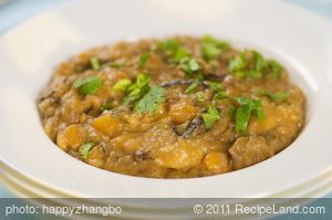 Butternut Squash and Shiitake Mushroom Risotto