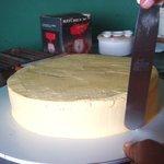 Homemade Easy Birthday Cake