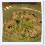 Barley Risotto with Fennel