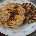 Homemade Coconut Rotti -Srilanka