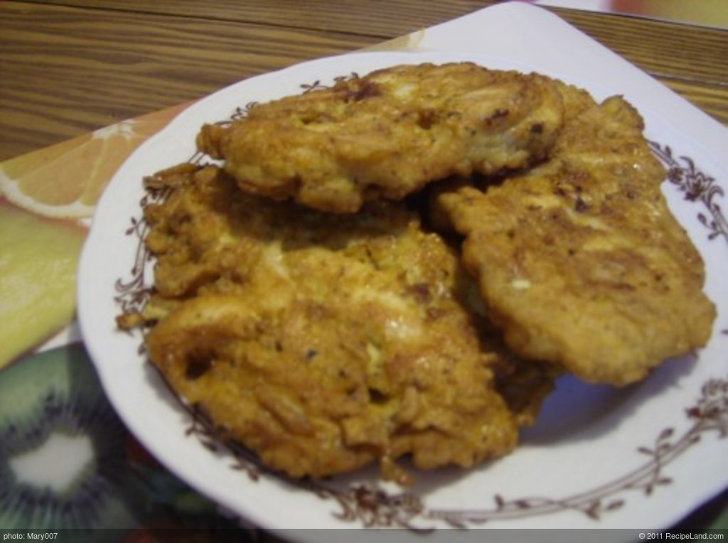 False curry slice