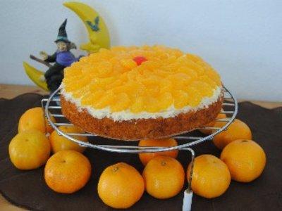 Sheila's Mandarin Orange Cake