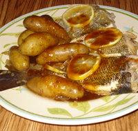 Bier Fisch (German Beer Fish)