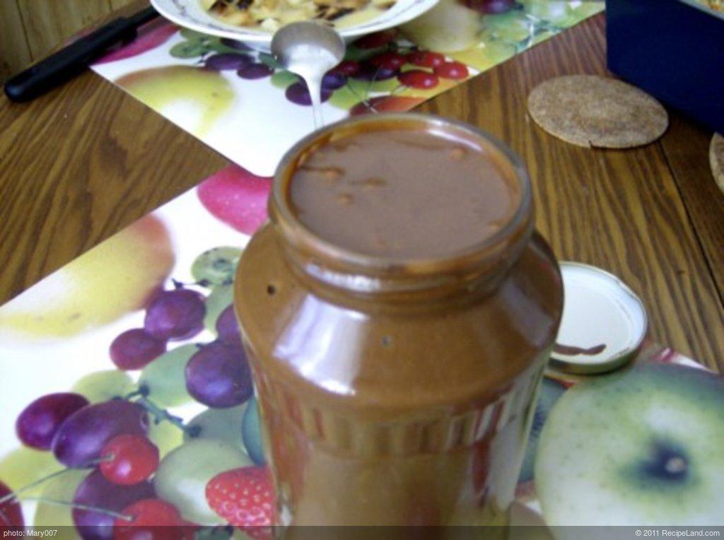Chocolate Cream (false nutella)