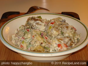 Dijon Mustard Potato Salad