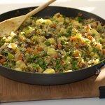 Pineapple Vegetarian Fried Rice