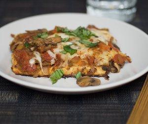 Chicken-Free Parmigiana