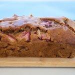 Snook's Bayside Club Strawberry Bread