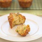 Cheesy Jalapeno Jack Corn Muffins