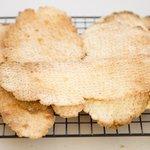 Olive Oil Flatbread (Matzo - Passover Bread)
