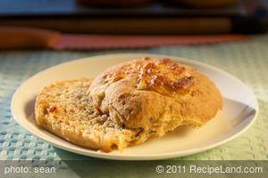 Mozzarella Tomato Bread