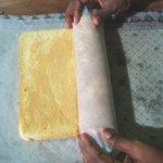 Homemade Swiss Roll