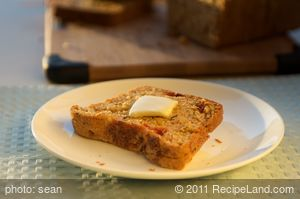 Mozzarella and Sun-Dried Tomato Bread