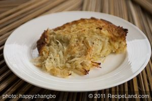 A Better Potato Kugel