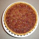 Maple Syrup Pecan Pie