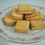 Homemade Sandwich Crackers