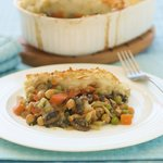 Garbanzo Shepherd's Pie