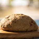 No Knead Italian Whole Wheat Bread
