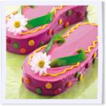 Betty Crocker Flip Flops Cake