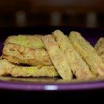 Golden Zucchini Sticks
