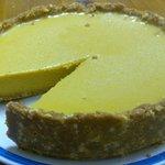 Cheeseless Pumpkin Cheesecake