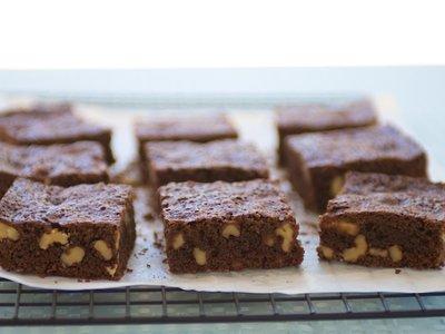 Katherine Hepburn's Brownies