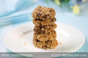 Hilary Clinton's Chocolate Chip Cookie