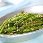 Asian Simple Spicy Sautéed Green Beans