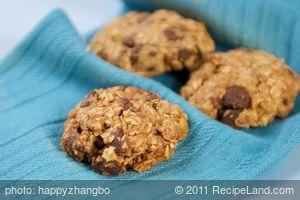 Oatmeal Choco Chip Cookies