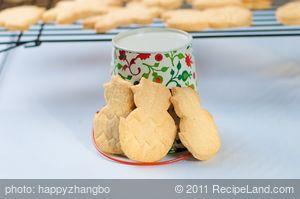 Amazing Holiday Sugar Cookies