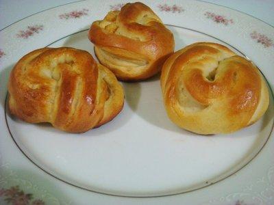 Homemade Candied Orange Peel Bread