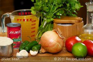 Arroz a la Mexicana (Perfect Mexican Rice)