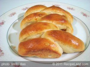 Homemade Apple Jam Bread