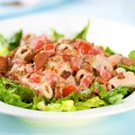 BLT Pasta Salad - ready to eat