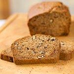 Banana, Honey and Walnuts Whole Wheat Bread