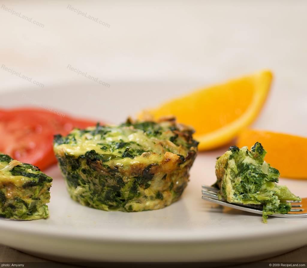 South Beach Breakfast Quiche To Go Recipe