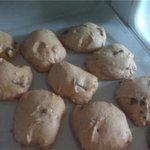 Low Fat Pumpkin Cookies