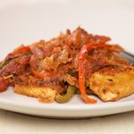 Chicken-less Cacciatore