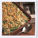 Green Bean and Fried Onion Casserole