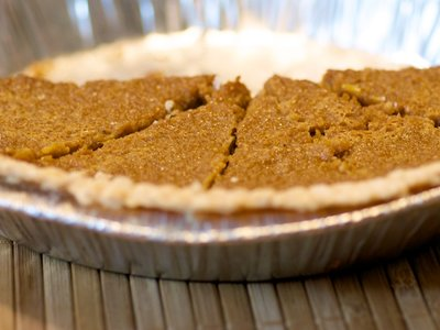 Barbara's Pumpkin Pie