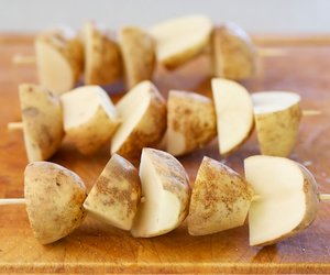 Perfect Grilled Potatoes