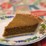 Basic Pumpkin Pie