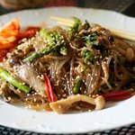 Delicious Korean Japchae