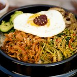 Delicious Korean Bibimbap