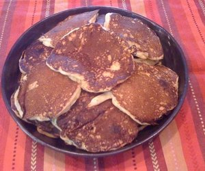 Featherlight Yogurt Pancakes
