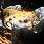 Blueberry-Lemon Tea Bread (my rendition)